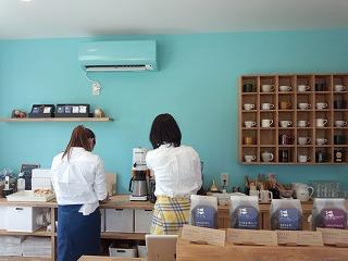 カフェ「つくる。」さんがオープンしました