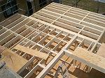 建て方とクレーン