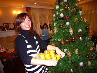 クリスマスパーティ 2008!