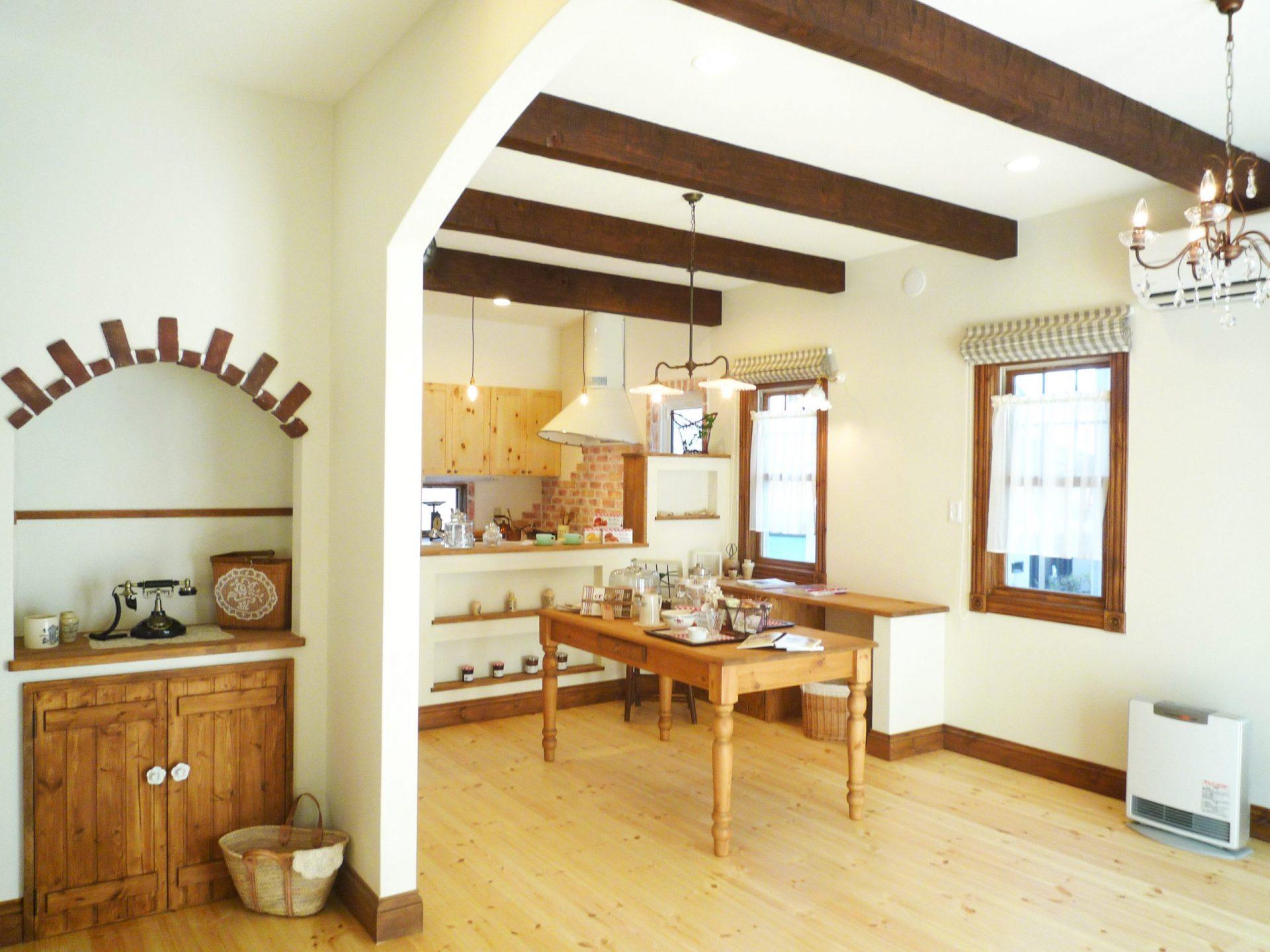 令和の子育て間取り実例|茨城の家事ラク新築に学ぶ