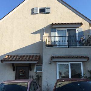 OB様のお家を守らせていただきます♪          輸入住宅茨城 四季彩建設