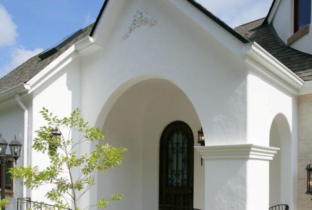 フレンチスタイルの玄関